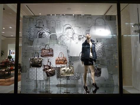 York Home Design Ltd by Drawn Collection At Coach Window Display New York