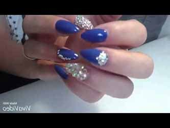 Deco Ongle Gel Avec Strass by Ongles Gel Strass Deco Ongle Fr