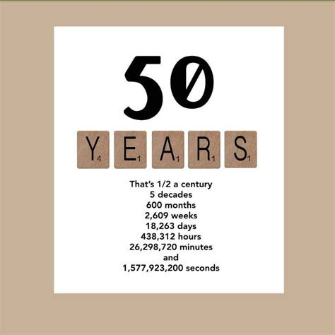 50th Birthday Quotes 17 Best 50th Birthday Quotes On Pinterest Turning 50