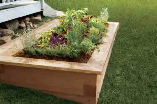 how to make a diy raised garden bed gardening ideas