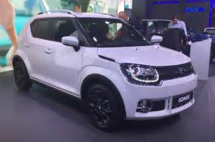 Suzuki Ignus 2017 Suzuki Ignis On Sale In January Priced From 163 9999