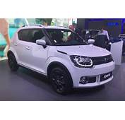 2017 Suzuki Ignis On Sale In January Priced From &1639999