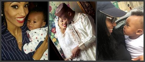 the pictures of dija husband meet dija s husband rotimi and their son top facts you