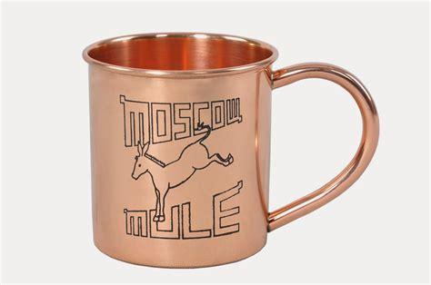 "Pure Copper ""Moscow Mule"" Mug · Copper Mugs · Online Store ..."