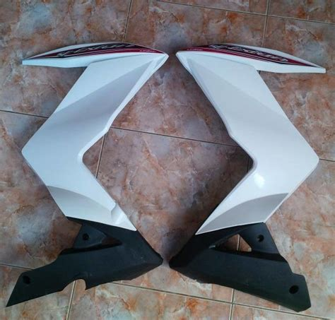 Half Fairing New Cb150r Model Hitam Doff half fairing nvl z250 modifikasi id fairing store