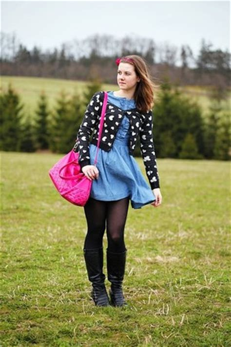Gossipgirl Legging Pink black deichmann boots denim h m dresses black orsay