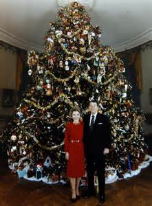 white house christmas trees through the years nice deb