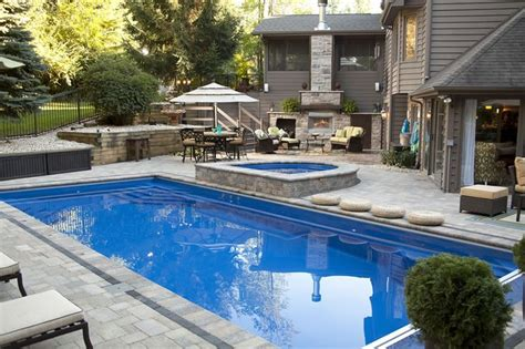 Backyard Designs Ontario Ca by 71 Best Images About Fiberglass Pools On
