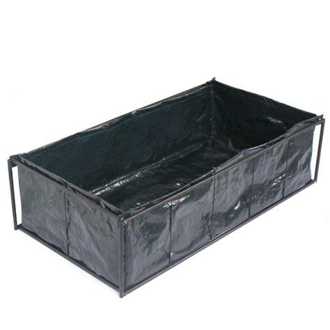 viagrow   plastic tomato raised garden bed kit