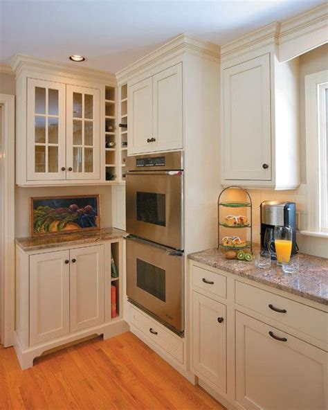 shallow kitchen cabinets shallow depth cabinets kitchen traditional ovens and stainless steel