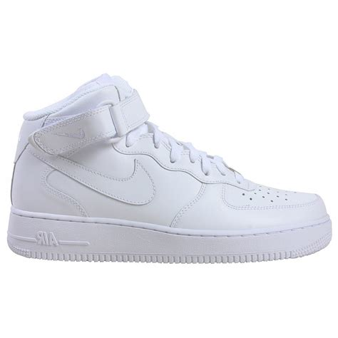 get free basketball shoes nike air 1 mid white retro basketball shoes and get