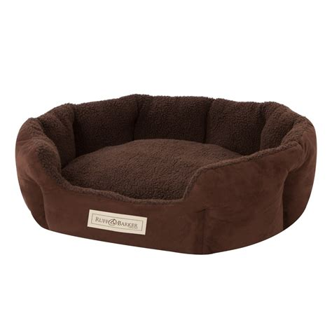 barker dog bed ruff barker medium oval dog bed purely dog beds