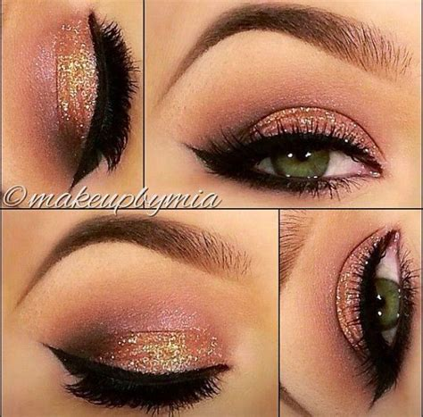 Glitter Makeup a collection of 40 best glitter makeup tutorials and ideas for 2018 pretty designs