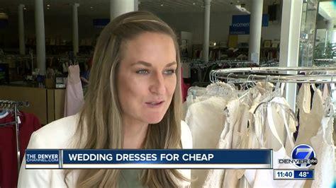 Bargain Wedding Dresses by Bargain Wedding Dresses Inspire Running Of The Brides