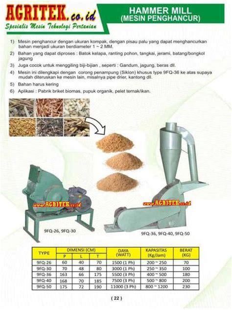 Pisau Mesin Pemipil Jagung hummer mill mesin penghancur kayu balok mesin pencetak