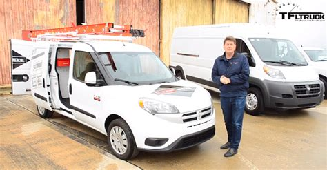 dodge commercial van 2015 ram promaster city new small van for work and play