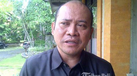 Wajan Gede waspada ransomware wannacry kini serang pengadilan negeri tabanan tribun bali