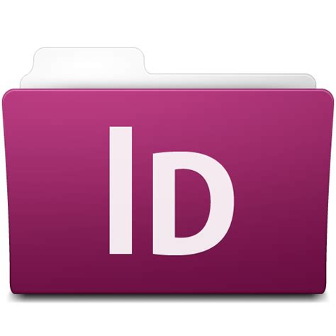 design icon folder adobe indesign folder icon isabi3 icons softicons com