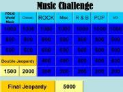 esl english powerpoints music jeopardy challenge
