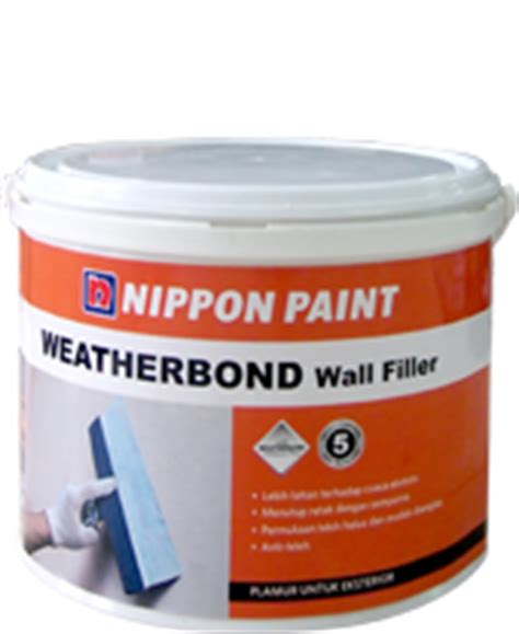 Nippon Paint Nippe2000 1kg nippon paint indonesia the coatings expert sealer cat dasar undercoat lainnya