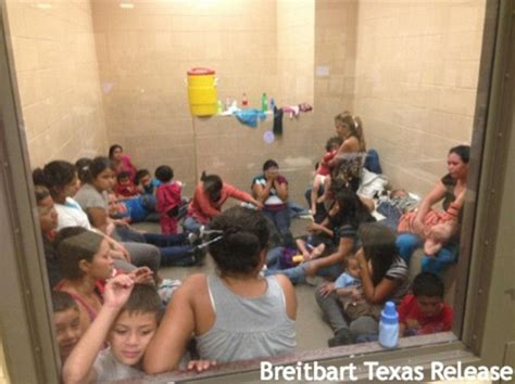 illegal kids pics obama s reckless endangerment human trafficking and