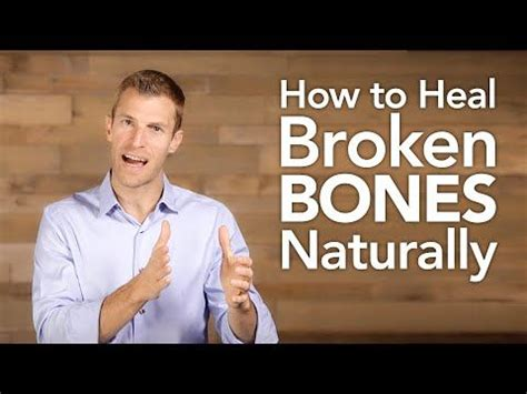 Healthy Foods To Heal A Broken by Foods Supplements Oils To Increase Bone Healing Dr