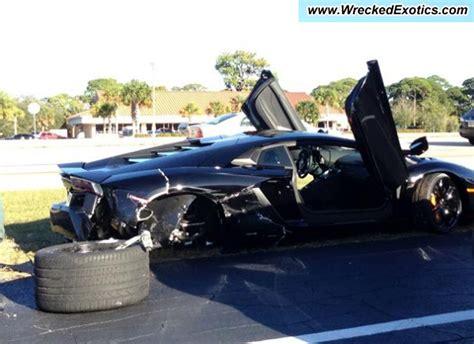 Salvage Lamborghini Aventador Image Wrecked Lamborghini Aventador Lp 700 4 Image Via