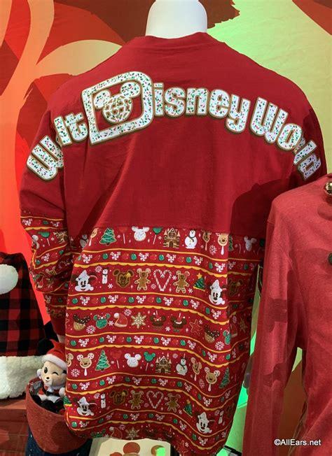 sneak peek  disney worlds holiday merchandise allearsnet