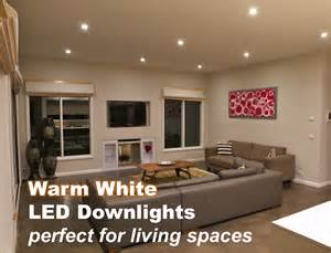 Led lights difference between warm white and cool white renovator