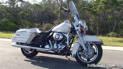 Motorrad Vs Police by Used 2013 Harley Davidson Road King Police Motorcycles For