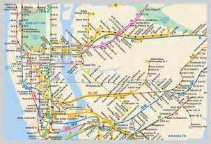 New York Subway Map Pdf by New York Subway Map Pdf My Blog