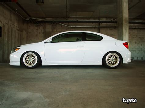 scion tc 2005 tire size what of bbs wheels rims fit scion tc scionlife