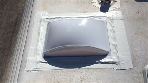 Rv Skylight Installation Replacement And Repair Shower