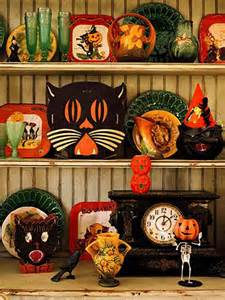 Halloween Vintage Decor 20 Vintage Halloween Decorations House Design And Decor