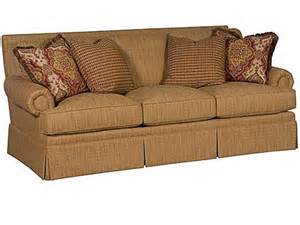 king hickory living room sofa 7500