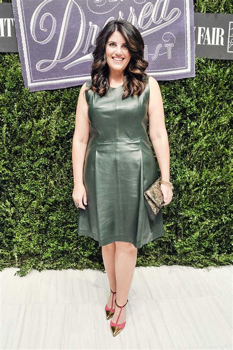 Lewinsky Vanity Fair by Lewinsky Attends Vanity Fair Saks Fifth Avenue