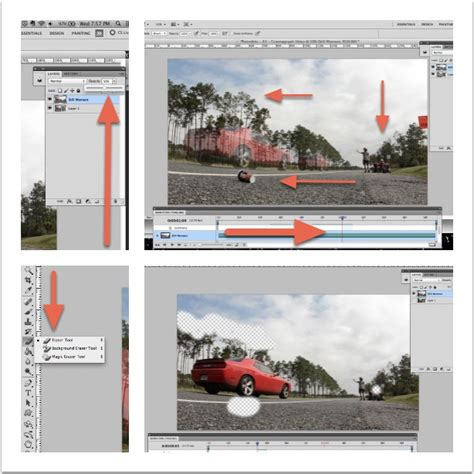 tutorial cinemagraph how to make a cinemagraph for photoshop newbies photodoto
