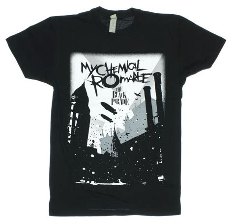 My Chemical Shirt my chemical the black parade blimp t shirt