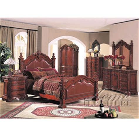 renaissance bedroom furniture bed room sets renaissance bedroom set 6674 77 80 a