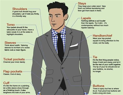 8 Fashion Tips For A More Look by Modern Mens Fashion Tips Gentleman Style