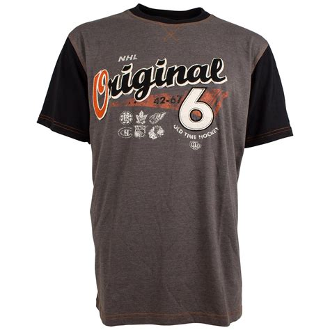 Original Tshirt Raglan nhl original 6 rayle raglan t shirt icejerseys