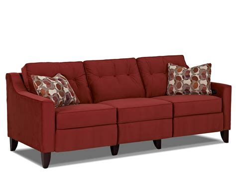High Leg Sofa by Trisha Yearwood Home Collection By Klaussner Audrina