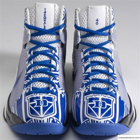 duke basketball shoes nike hyperdunk id march madness ncaa team exclusives