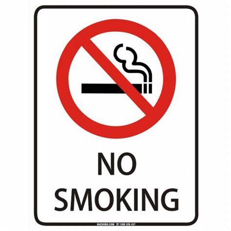 bar equipment no smoking signs adhesive no smoking hazsigns