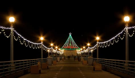 manhattan pier lighting 10 things to do today in l a for november 16 2016