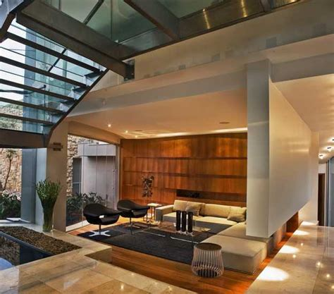 interior glass walls for homes luxurious glass house with impressive glass walls and