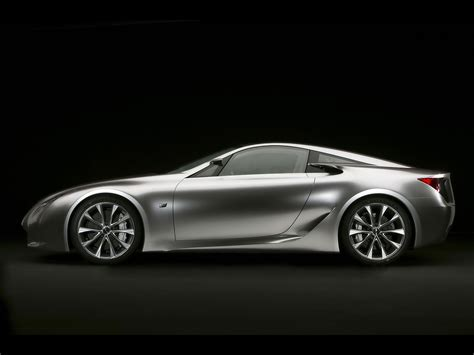 2007 lexus lf a sports car concept