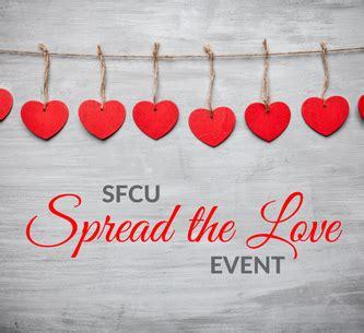 sfcu spread  love event wwwsummitfcucom