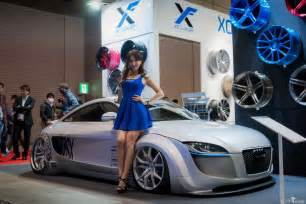Custom Garage Designs tokyo auto salon 2017 home of customized cars parts and