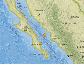 gulf of california on a map earthquake in california oct 2013